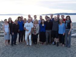 Maxwelton Beach Group Photo