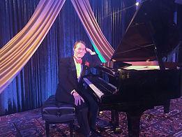 Steve at the piano