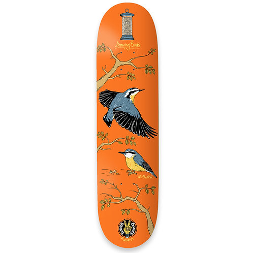The Drawings Boards - Nuthatch Deck 8.125""
