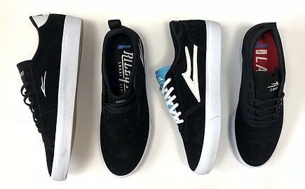 Lakai Skate Shoes