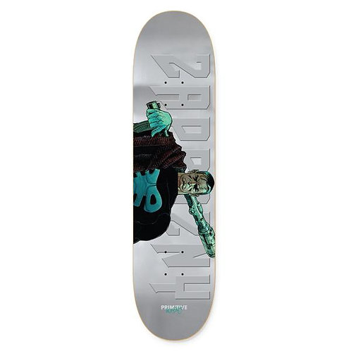 "Primitive Skateboards x Marvel - Marek Zaprazny Punisher 8.25"""