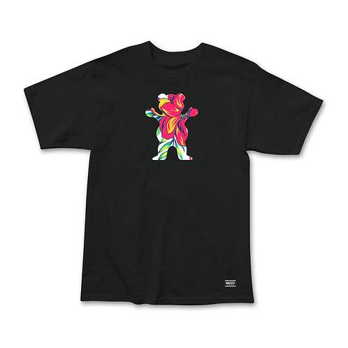 Grizzly Maui OG Bear T-Shirt - Black