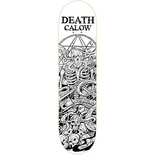 "Death Skateboards - Calow Gate Deck 8.25"""