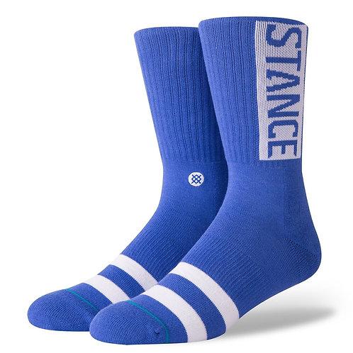 Stance Socks OG Royal Blue