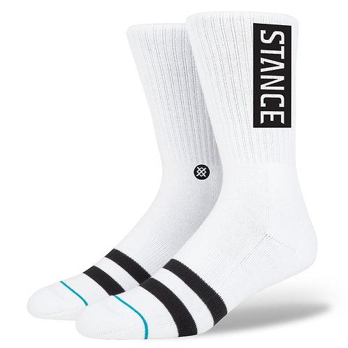Stance Socks OG White