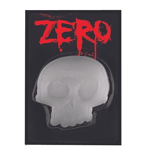 Zero Skull Skate Wax - White