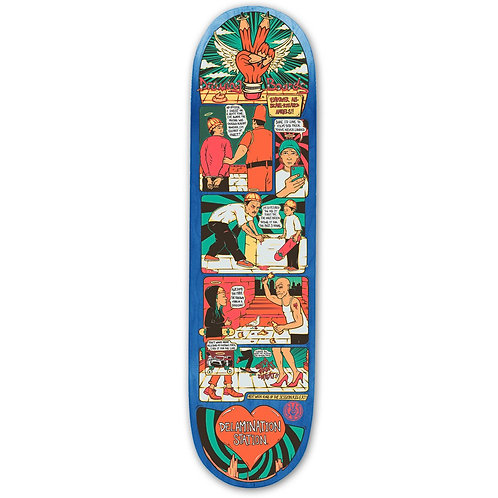 The Drawings Boards - Empower all Skate-related Angels 8.125""