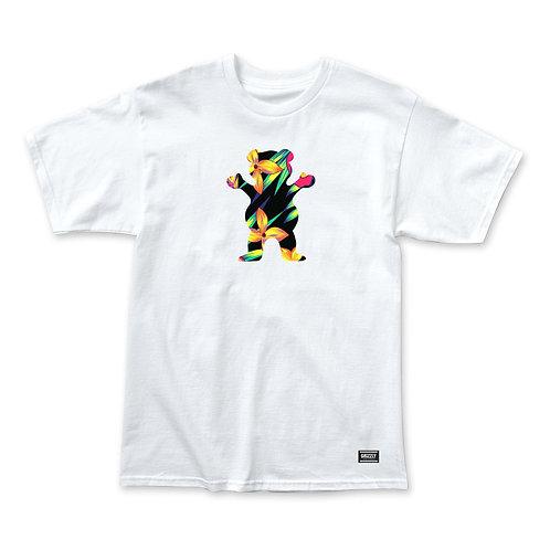 Grizzly Maui OG Bear T-Shirt - White
