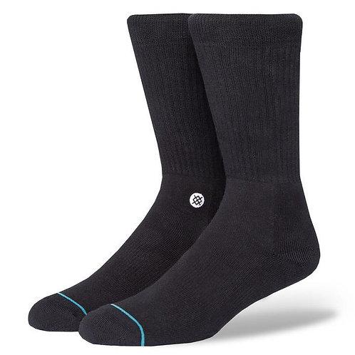 Stance Socks Icon Black