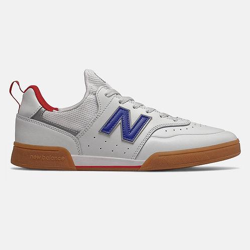 New Balance Numeric 288s - White & Gum
