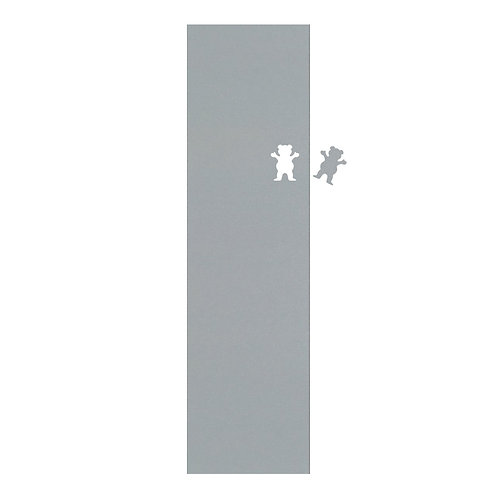 """Grizzly Griptape Clear 10"""" With Die Cut Bear"""
