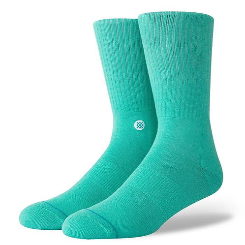 Stance Socks Icon Teal