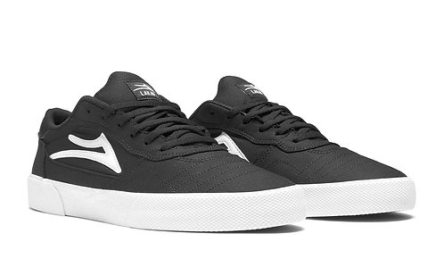 Lakai Cambridge Black Textile