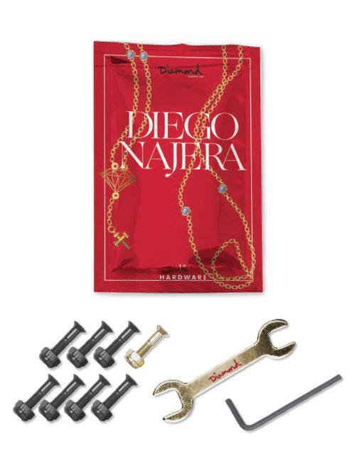 "Diamond Supply Co. 1"" Diego Najera Hardware"