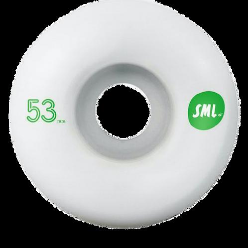 SML. Grocery Bag 53mm Skateboard Wheels WIDE