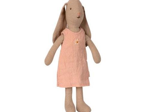 Maileg - Bunny size 1 Dress Rose