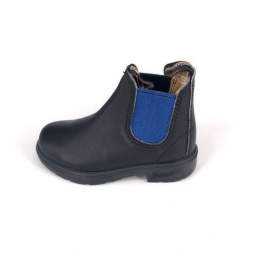 BLUNDSTONE Stiefel - schwarz/königsblau