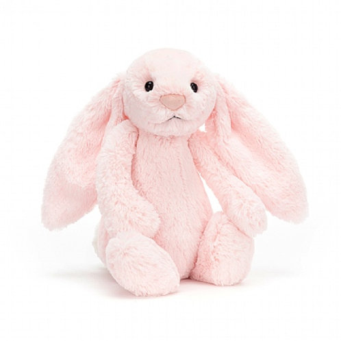 Jellycat bashful bunny rosa - medium