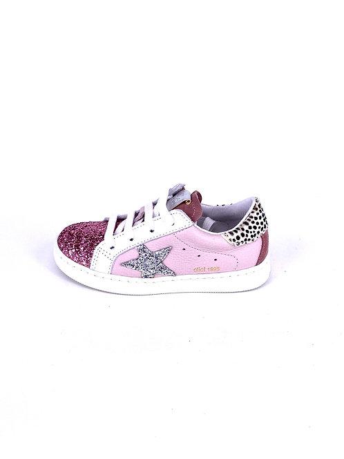 Clic Sneaker rosa/pink Stern