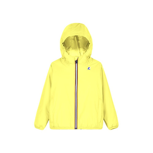 K-Way Regenjacke - yellow fluo