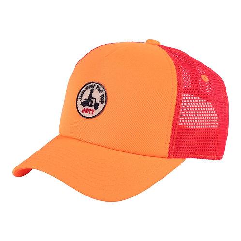 JOTT Cappy mit Netz - orange