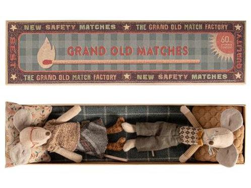Maileg - Mäuse Großmutter und Großvater