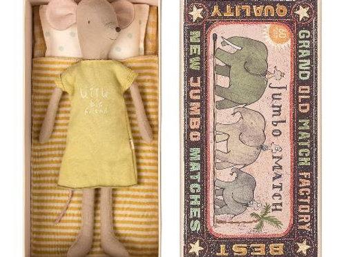 Maileg - Mouse in a Box Girl - Medium