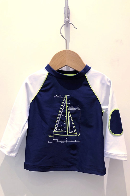 Sunuva - Swimshirt long sleeve Nautik