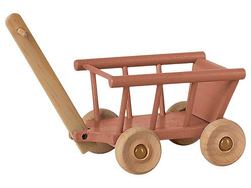 Maileg - Wagen dusty rose