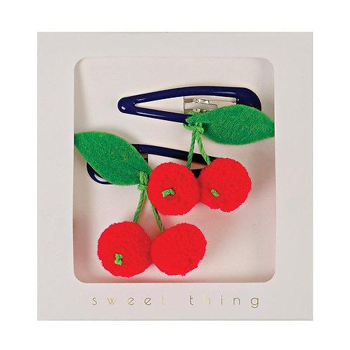 Meri Meri - Haarspange Cherries