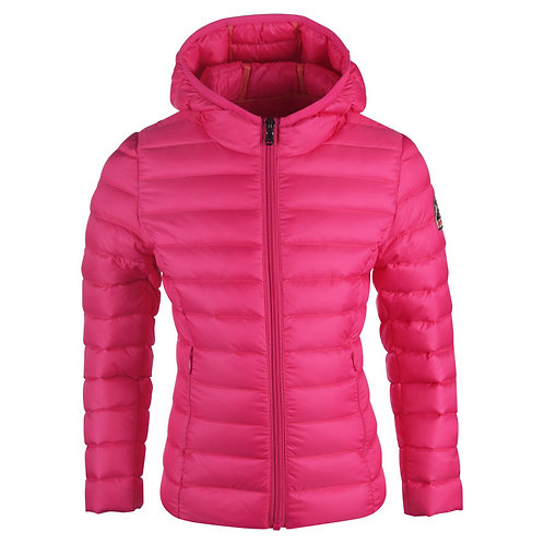 JOTT Down Jacket Carla - flashy pink