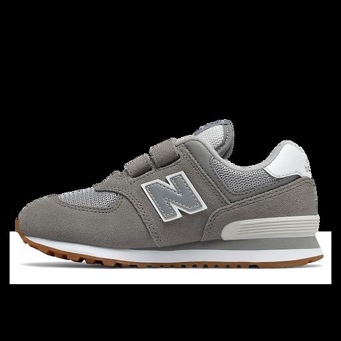 New Balance Sneakers 574 - grau