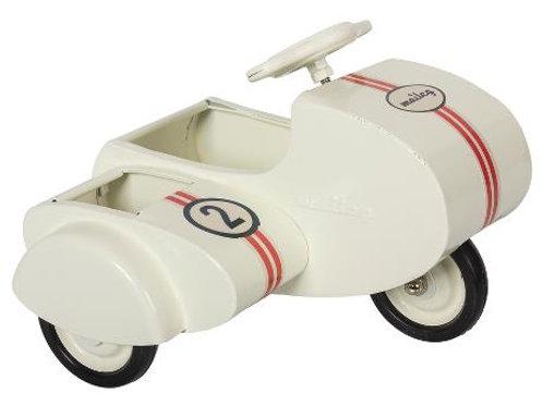 MAILEG Roller mit Beiwagen