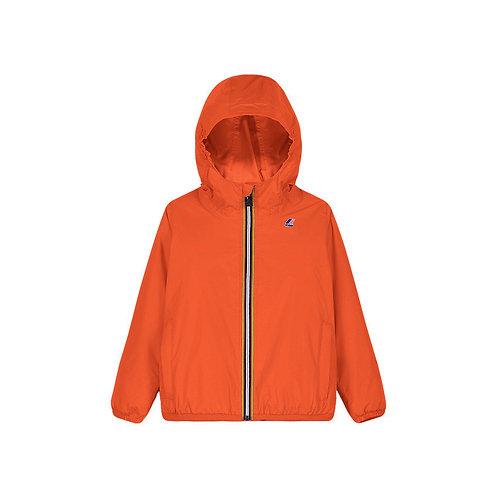 K-Way Regenjacke - orange flame
