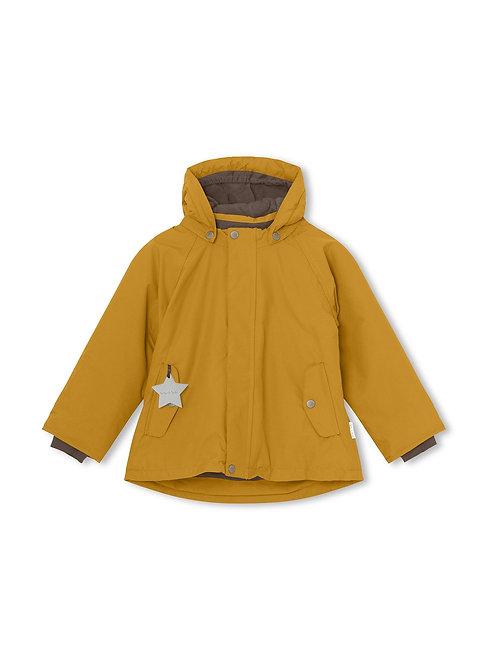 MINI A TURE - Winterjacke Wally bamboo yellow