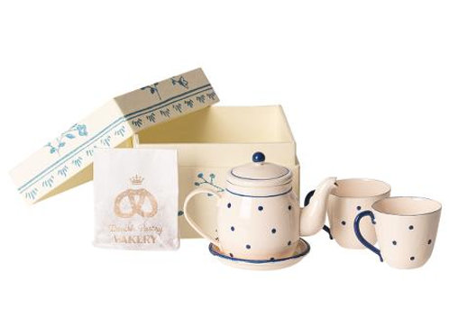 Maileg - Tee und Gebäck Set für 2 - mini