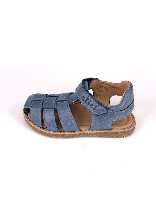 Clic! Sandale - rauchblau