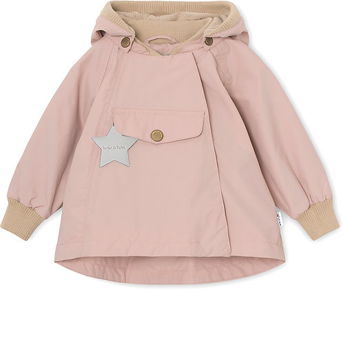 Mini A Ture - Jacket Wai - cloudy rose