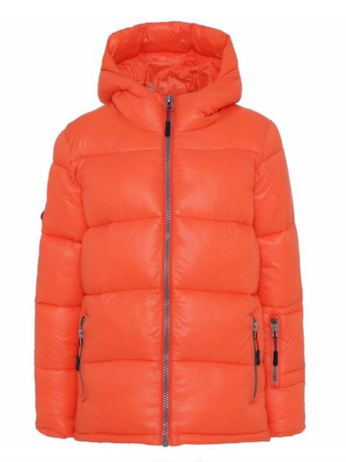 VER de TERRE Winter-Skijacke orange