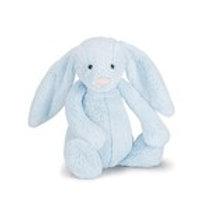 Jellycat bashful bunny hellblau - riesig