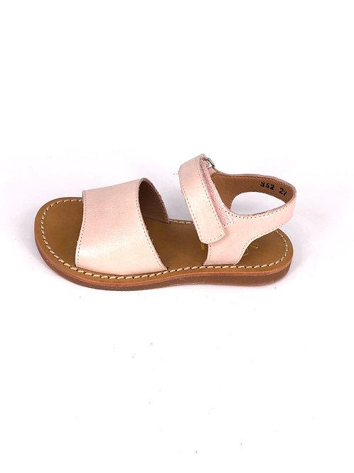 POM D'API - Sandale rosa