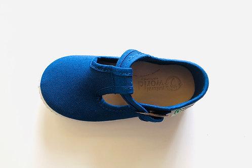 Natural World - Baby T-Sandale - indigo