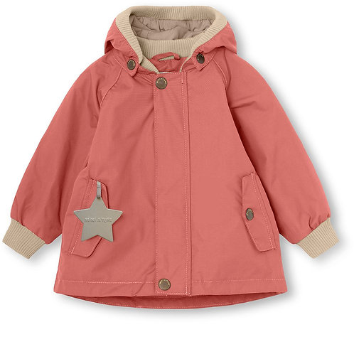 Mini A Ture - Jacket Wally - canyon rose