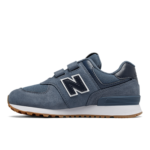 New Balance Sneakers 574 - jeansblau