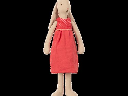 Maileg - Bunny red dress