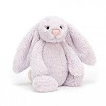 Jellycat bashful bunny lavendel - medium