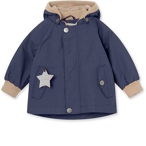 Mini A Ture - Jacket Wally - maritime blue