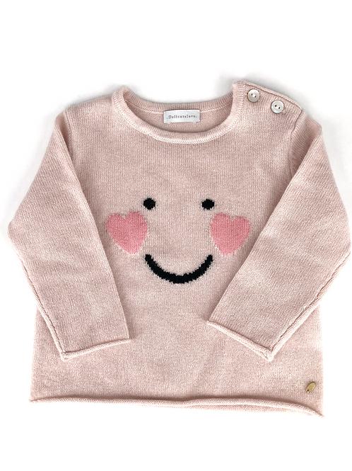 Delicate Love - Sweater Marty Happy Heart