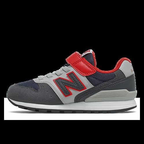 New Balance Sneaker 996 - navy/grau/rot