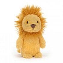 Jellycat fluffy lion - baby